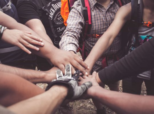 Communities can be safer, by standing together and looking after one another