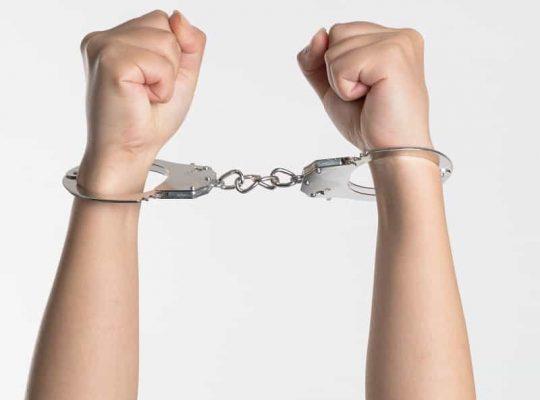 Copper thief in Rynfield caught