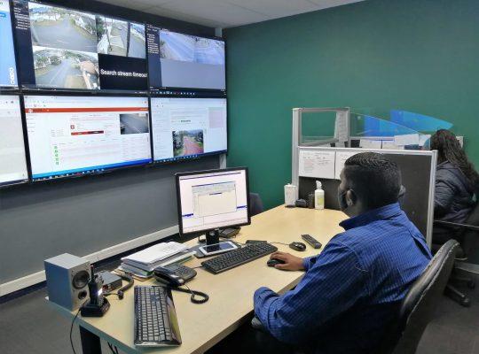 Durban based Community Control Room curbs crime