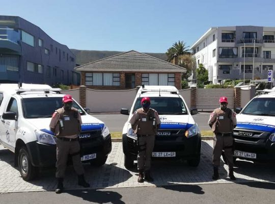 HPP officers assist with the recovery of stolen goods
