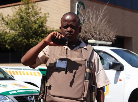 Radio network leads to Hout Bay arrest