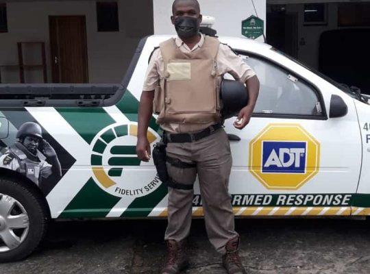 Rooftop intruder apprehended in Margate
