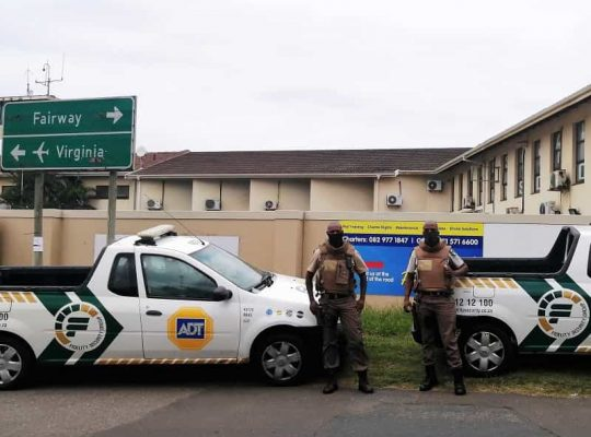 Stolen goods recovered in Durban North