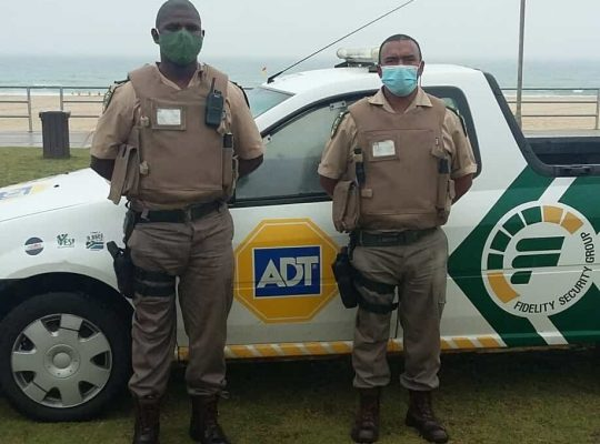 Thieves apprehended and stolen goods recovered