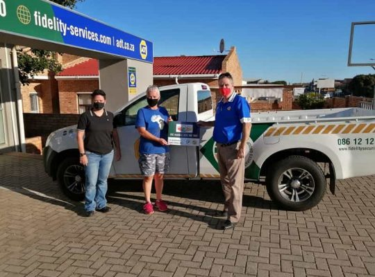 Wavecrest Watch receives welcome donation